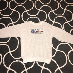 Other - Sweater soft Newport Rhode Island OBO